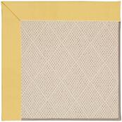 """Creative Concepts-White Wicker Canvas Canary - Rectangle - 24"""" x 36"""""""