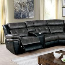 See Details - Brooklane Power Sectional