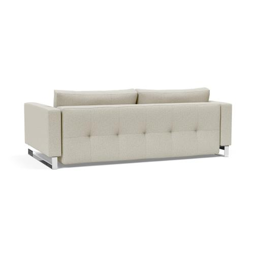 DELUXE EXCESS LOUNGER SEAT/DELUXE EXCESS LOUNGER BACK/FL DELUXE E.L. ARM RESTS, 1 SET/FL RUNNER E.L. LEGS FOR ARMS