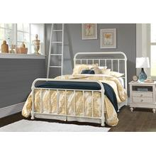 Kirkland Twin Bed Set - Soft White