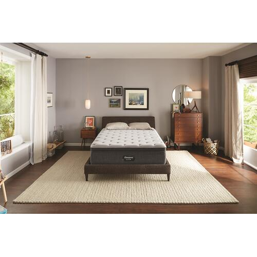 Beautyrest Silver - BRS900-RS - Plush - Pillow Top - Queen