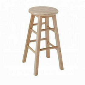 """ACME Metro Counter Height Stool (Set-2) - 02737N - Natural - 24"""" Seat Height"""