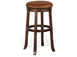 "Sunny Designs30""h Swivel Stool"