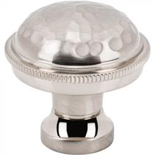 View Product - ArtWorth Knob 1 1/4 Inch Brushed Satin Nickel Brushed Satin Nickel