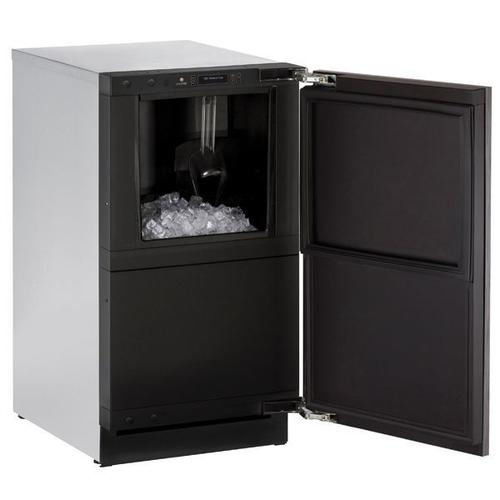 """Product Image - 18"""" Clear Ice Machine With Integrated Solid Finish, Yes (230 V/50 Hz Volts /50 Hz Hz)"""