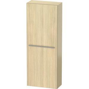 Semi-tall Cabinet, Mediterranean Oak (real Wood Veneer)