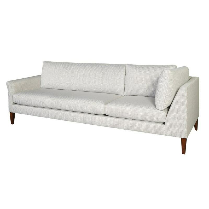 174391 Metro Flared Arm Corner Sofa LAF