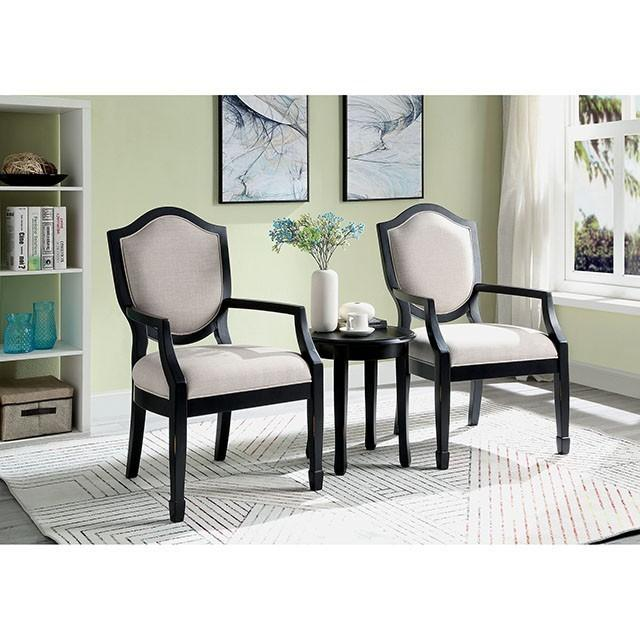 Accent Table And Chair Emma