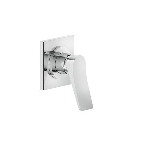 """Gessi - TRIM PARTS ONLY Wall mounted washbasin mixer control For spout 59100 1/2"""" connections Drain not included - see DRAINS secti on Requires in-wall rough valve 26612 ADA compliant"""