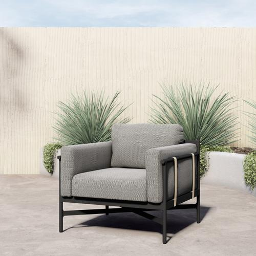Faye Ash Cover Hearst Outdoor Chair