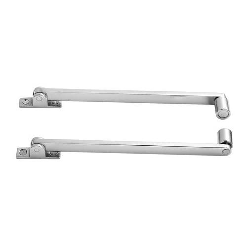 Chrome Plate Pair of roller stays