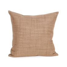 "Pillow Cover 16""x16"" Coco Stone (Cover Only)"