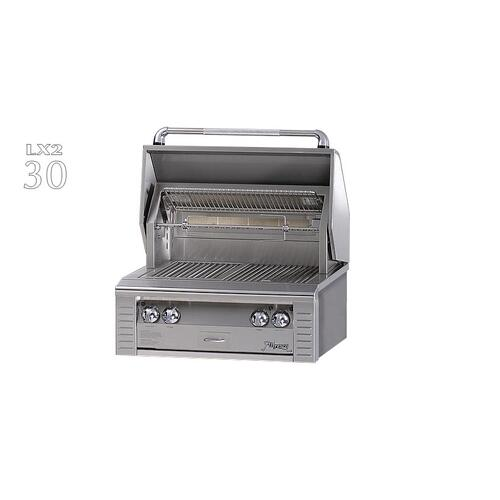 "Alfresco - 30"" Built-in Grill"