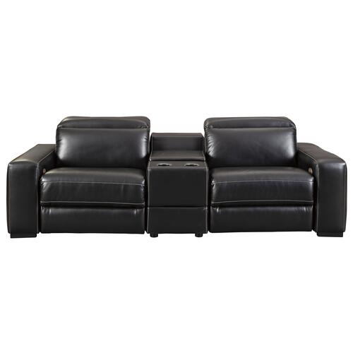 Mantonya 2-piece Power Reclining Sectional