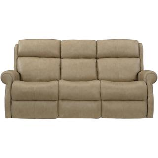 See Details - McGwire Power Motion Sofa in #44 Antique Nickel