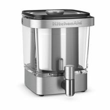 See Details - 38 oz Cold Brew Coffee Maker - Heritage Stainless Steel