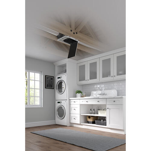 Broan® FRESH IN Basic Supply Fan, 180 CFM, Hardwired