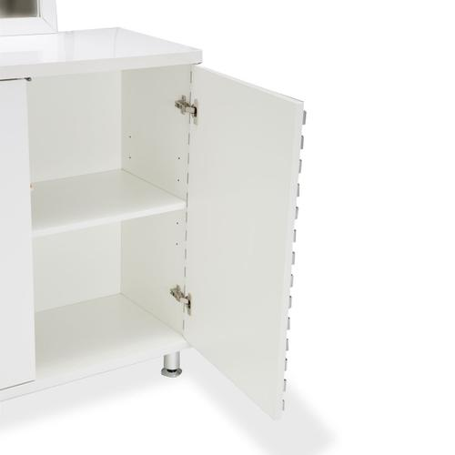 Server W/wall Mirror (2 Pc)