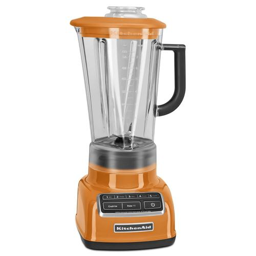 5-Speed Diamond Blender Tangerine