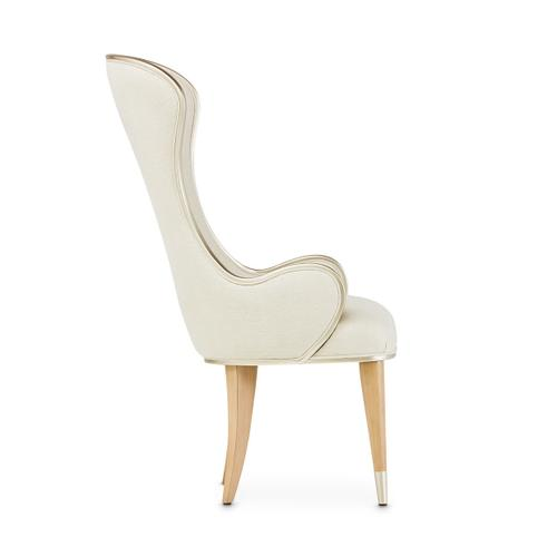 Villa Cherie Desk Chair Caramel