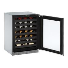 "24"" Wine Refrigerator With Integrated Frame Finish (230 V/50 Hz Volts /50 Hz Hz)"