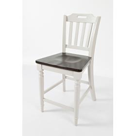 See Details - Orchard Park Slatback Counter Height Stool