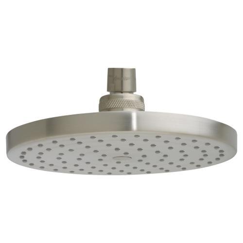 American Standard - 6-3/4 Inch Modern Rain Showerhead - Brushed Nickel