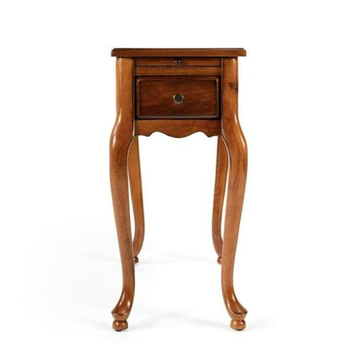 This Collection represents our tribute to tradition to the classics of Western culture from the timeless 18th-century designs of Chippendale, Sheraton, and Hepplewhite, to the best furniture in the finest homes when Americans declared their independence. Examine closely the fine woods, veneers, inlays, and finishes.