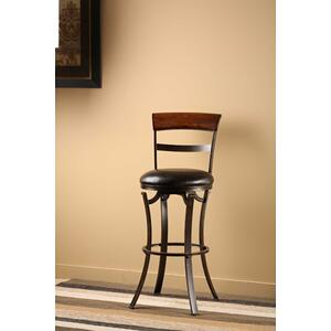 Kennedy Swivel Counter Height Stool