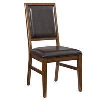 Santa Clara Upholstered Back Side Chair Product Image