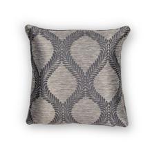 "L241 Grey Elegance Pillow 18"" X 18"""