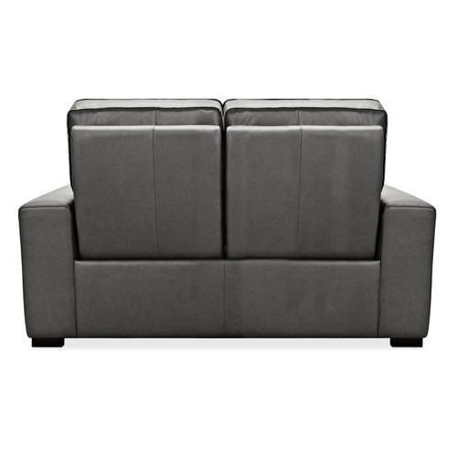Hooker Furniture - Braeburn Leather Loveseat w/PWR Recline PWR Headrest