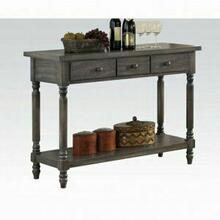 ACME Wallace Server - 71439 - Weathered Gray