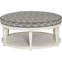 Carrie Table Ottoman