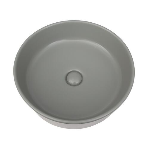Harmony Round Above Counter Basin - Matte Light Green