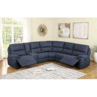 Variel Motion 6 Piece Power Sectional