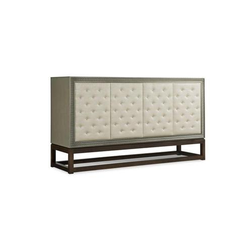 Tribeca Credenza With Uph Door Fronts