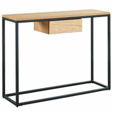 See Details - Lance Console Table in Oak