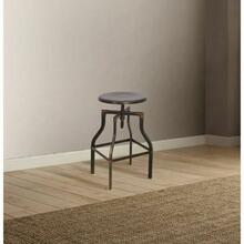 "ACME Xena Adjustable Stool w/Swivel (1Pc) - 96638 - Antique Copper - 24""-30"" Seat Height"