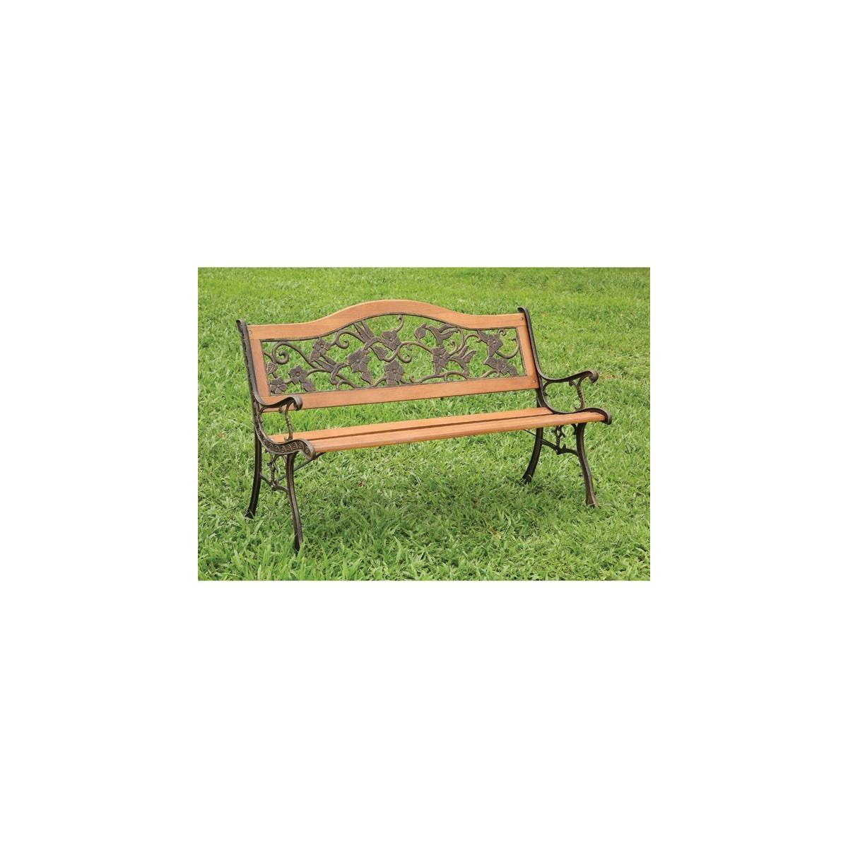 Alba Patio Bench
