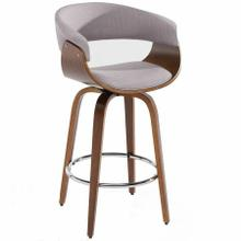 See Details - Holt 26'' Counter Stool in Grey