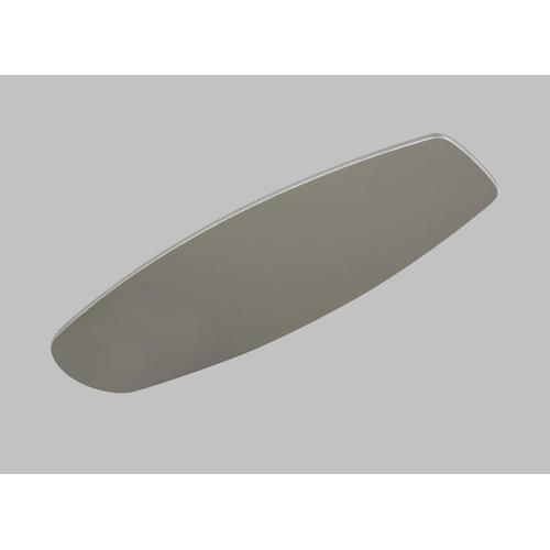 """44"""" Centro Max II - Brushed Steel"""