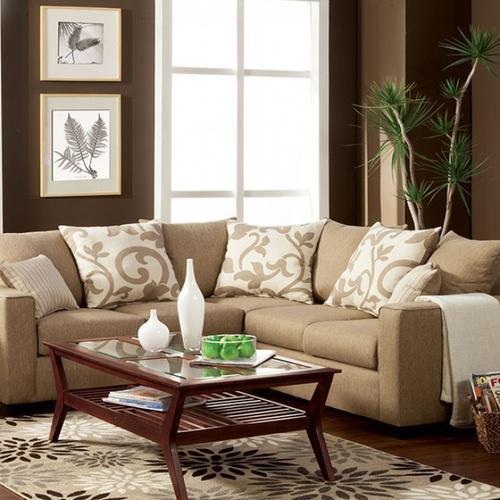 Furniture of America - Cranbrook Sectional