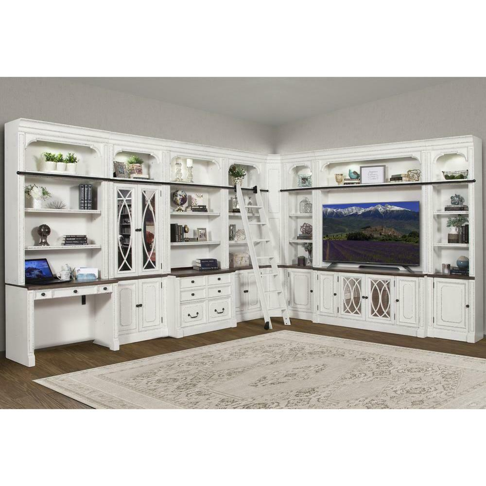 See Details - PROVENCE 12pc Library Wall