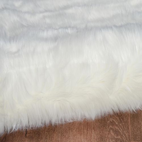 Faux Sheep Skin Qy1 Wh 36x60