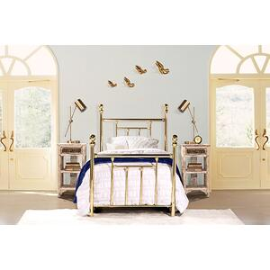 Hillsdale Furniture - Chelsea Twin Duo Panel - Must Order 2 Panels for Complete Bed Set