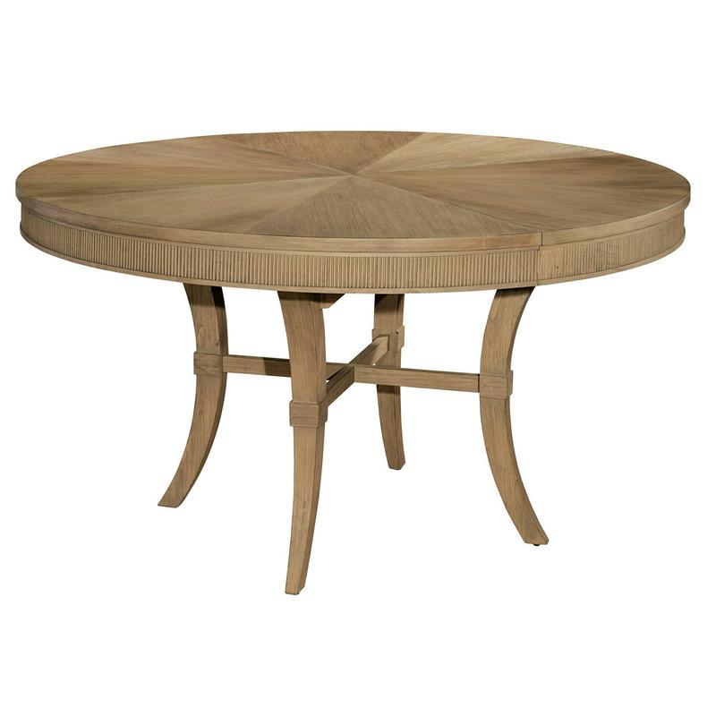 952226KH Urban Retreat Round Dining Table