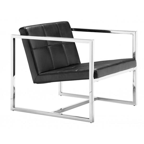 See Details - Carbon Occasional Chair Black