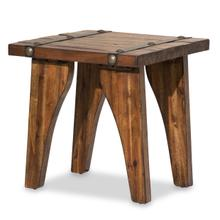 Big Sky End Table