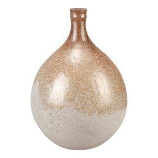 Titan Vase White Grey